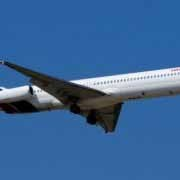 An Air Algerie flight crashed today
