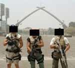 armed contractors