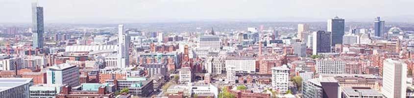 Manchester sky line