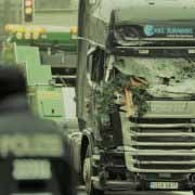 image of lorry in Berlin attack
