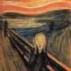 man on the bridge by  Edward Munch